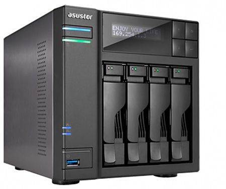 asustor as 604t server nas recovery
