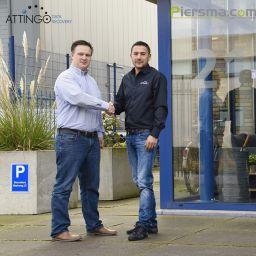 Samenwerking Attingo en Piersma.com afbeelding