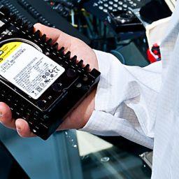Western Digital harde schijf datarecovery afbeelding