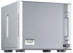 Western Digital NAS Server afbeelding
